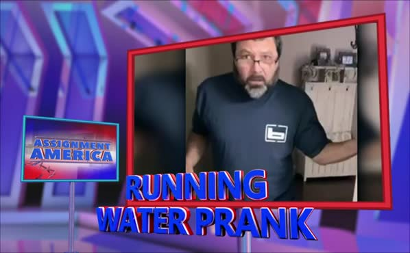 Assignment America: Running Water Prank