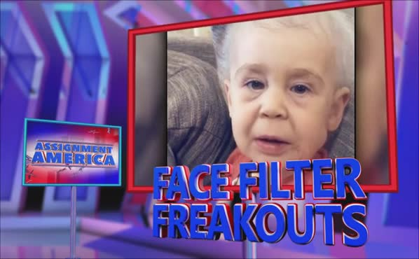 Assignment America: Face Filter Freakouts