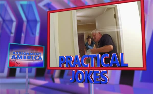 Assignment America: Practical Jokes