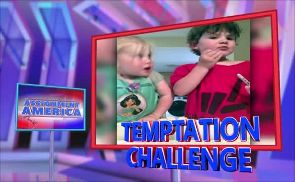 Assignment America: Temptation Challenge!