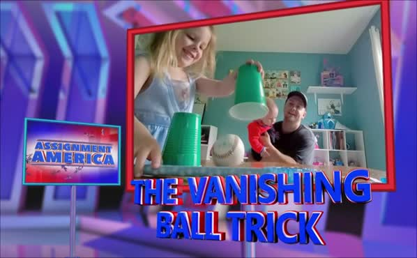 Assignment America: The Vanishing Ball Trick
