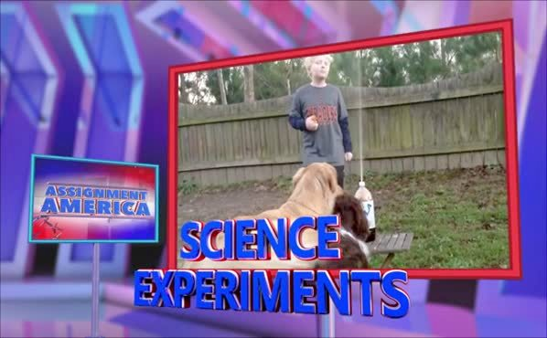 Assignment America: Science Experiments