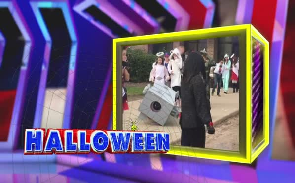 Assignment America: Halloween