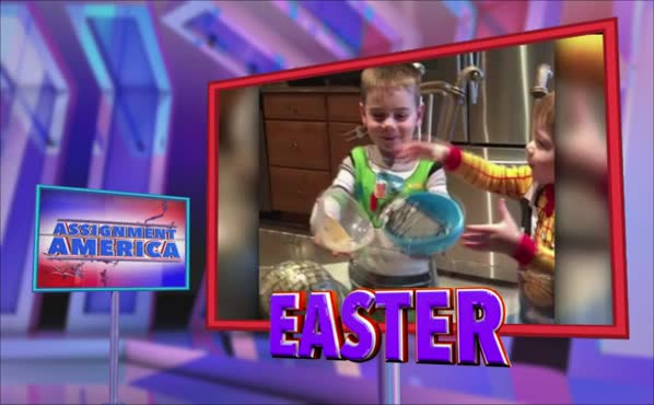 Assignment America: Easter