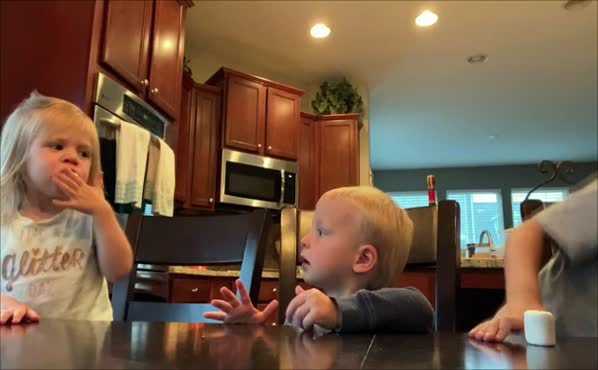 Toddler Temptation Challenge